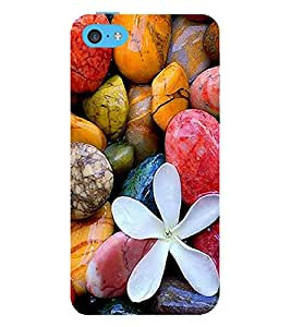 Vizagbeats Color Pebbles Back Case Cover for Apple iPhone 6S Plus