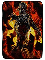 Ultron Reach Fleece Blanket