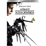 Edward Scissorhands (Widescreen Anniversary Edition) ~ Johnny Depp
