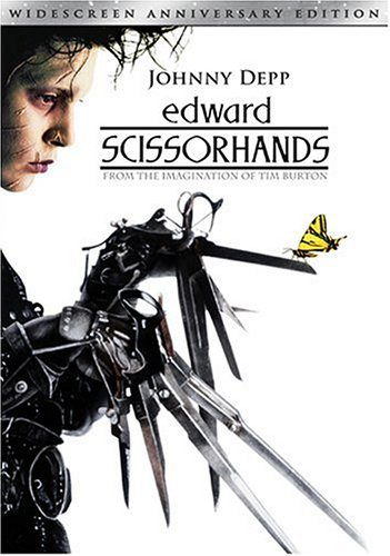 Cover art for  Edward Scissorhands (Widescreen Anniversary Edition)