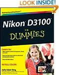 Nikon D3100 For Dummies