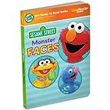 LeapFrog LeapReader Junior Book: Sesame Street Monster Faces (works with Tag Junior)