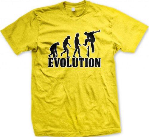 Evolution To Robot