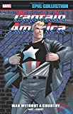 img - for Captain America Epic Collection: Man Without a Country book / textbook / text book