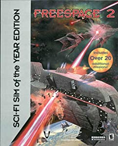 Freespace 2: Sci-Fi Sim of the Year