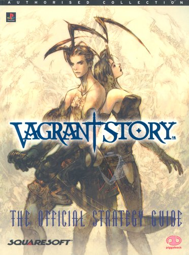 Vagrant Story: The Official Strategy Guide (Authorised Collection)