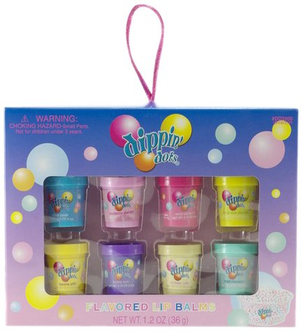 dippin-dots-8-pieces-flavored-lip-balm-set