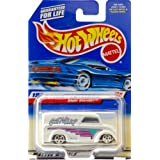 DAIRY DELIVERY * GOT MILK? * FIRST EDITIONS SERIES #10 Of 40 HOT WHEELS 1998 Basic Car 1:64 Scale Se
