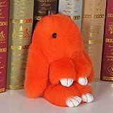 Generic Very Cute 15Cm Plush Bunny Rabbit Pendant Cotton Multicolor Mashimaro Key Chain Doll Animal Plush Stuffed Hanging Toys Gift