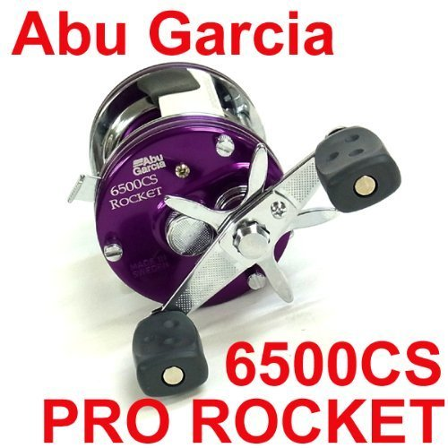 Abu Garcia(アブガルシア) 6500C Rocket Black