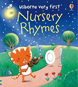 Usborne Very First Nursery Rhymes by Usborne Publishing Ltd