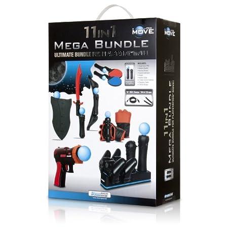 PlayStation Move 11-In-1 Mega Bundle