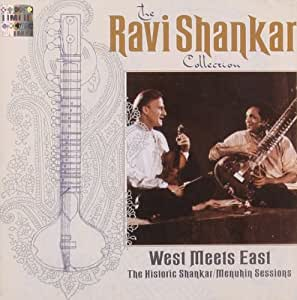 West Meets East: The Historic Shankar Menuhin Collection