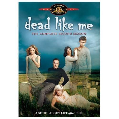 Мертвые, как я (Сезон 1,2) / Dead Like Me (2003-2004) DVDRip