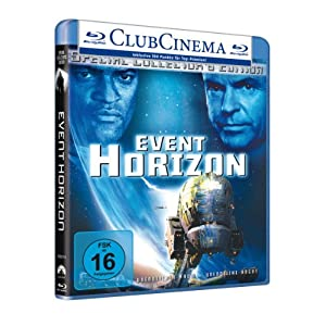 BD * Event Horizon [Blu-ray] [Import allemand]