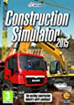 Construction Simulator 2015 (PC DVD)