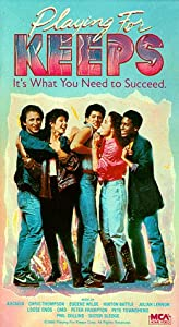 Playing for Keeps [VHS]