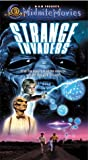 Strange Invaders VHS Tape