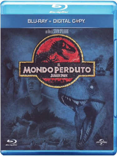 Il mondo perduto - Jurassic Park (+digital copy) [Blu-ray] [IT Import]