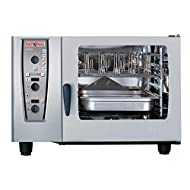 Rational Combimaster Heavy Duty Oven 62 Propane Gas Commercial Kitchen Restaurant Cafe