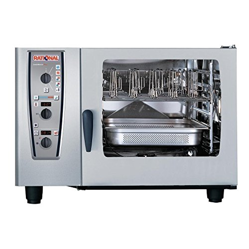 Rational Combimaster Heavy Duty Oven 62 Electric Commercial Kitchen Restaurant Cafe