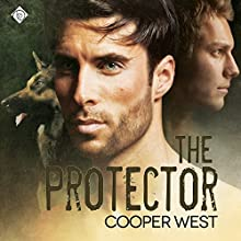 The Protector (       UNABRIDGED) by Cooper West Narrated by Paul Morey