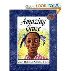 Amazing Grace (Reading Rainbow Book)