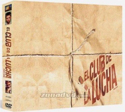 El club de la lucha (Edición 10º aniversario) [DVD]