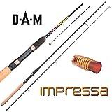 DAM Impressa 60 - Allround Spinning rod, 12.00 ft, 20-60g, 3 parts