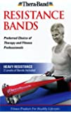 Thera-Band 5-Feet Heavy Multi Pack Exercise Band