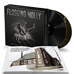 Speed of Darkness (Limited CD + 5'' Vinyl Edition)