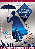 Mary Poppins [DVD] [1965] [Region 1] [US Import] [NTSC] - Dave Bossert
