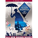 Mary Poppins (40th Anniversary Edition) ~ Julie Andrews