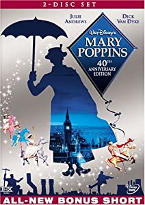 Mary Poppins (40th Anniversary Edition) (Bilingual 2-Disc Set)