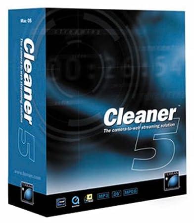 Terran Cleaner 5