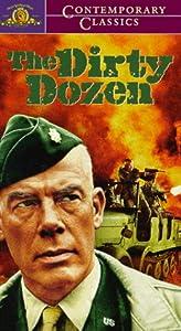 The Dirty Dozen [VHS]