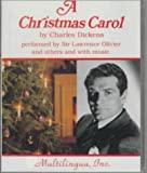 Christmas Carol (Audio Cassette)