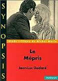 """echange, troc  - """"Le Mépris"""" de Jean-Luc Godard, étude critique, 2e édition"""