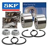1x GENUINE SKF Wheel Bearing Kit Front Axle SEAT AROSA 6H 1.0 1.4 1.7 SDI 97-04, VW GOLF MK II 2 1.0 1.3 1.6+D TD 1.8+GTI i 84-91, JETTA MK II 2 1.3 1.6+D TD 1.8+16V KAT 84-91, LUPO 6X1 6X 1.0 1.4+16V FSI TDI 1.6 GTI 1.7 SDI 98-05, POLO 6N 6N1 1.0 1.3 1.