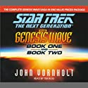 Star Trek, The Next Generation: The Genesis Wave, Book 2 (Adapted)