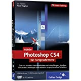 "Adobe Photoshop CS4 f�r Fortgeschrittene. Das Video-Training auf DVDvon ""Galileo Press"""