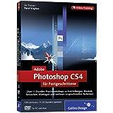 """Adobe Photoshop CS4 f�r Fortgeschrittene. Das Video-Training auf DVDvon """"Galileo Press"""""""