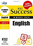 Various English Age 8-9: 10-Minute Tests (Letts Key Stage 2 Success)
