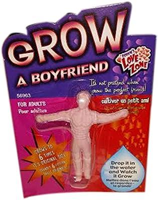 Grow A Girlfriend/Boyfriend Stag Bachelorette Party Gift Novelty Item