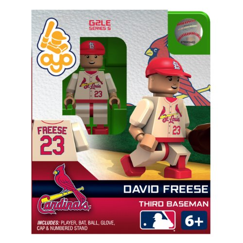 OYO Figure Saint Louis Cardinals David Freese at Amazon.com