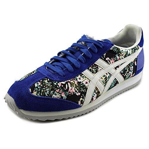 Onitsuka Tiger California 78 Mens Blue Nylon Lace Up Sneakers Shoes 8.5