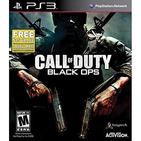Call of Duty: Black Ops LTO