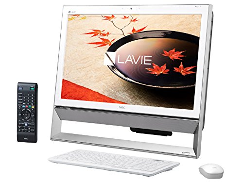 LAVIE Desk All-in-one DA370/CAW PC-DA370CAW