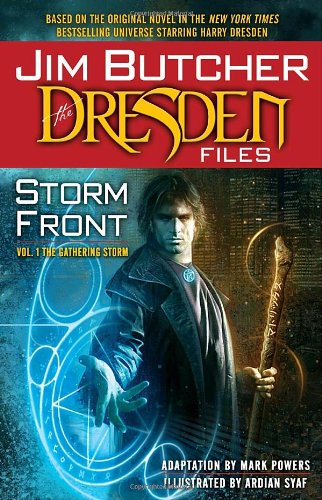 Image of The Dresden Files: Storm Front (Jim Butcher's Dresden Files)