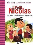 echange, troc Emmanuelle Lepetit - Le Petit Nicolas, Tome 3 : Les filles, c'est drôlement compliqué !